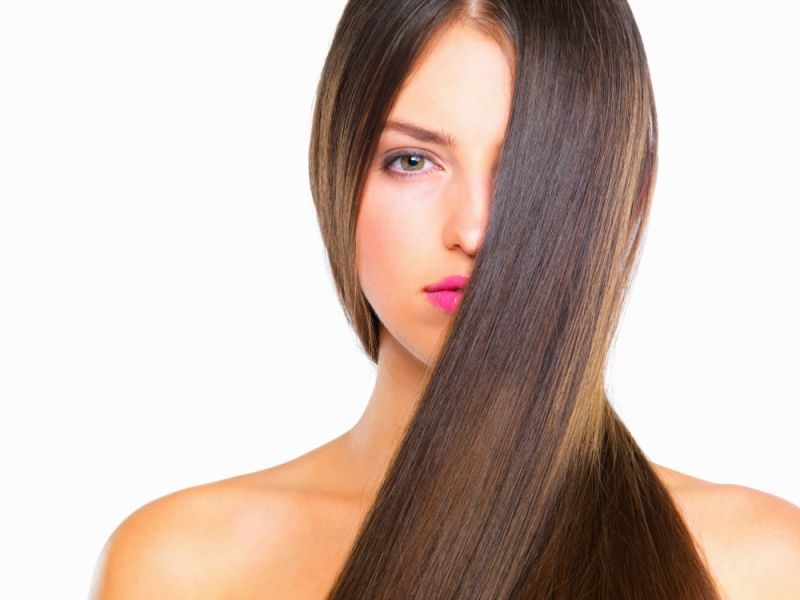 how to get straight hair naturally best 8 home remedies
