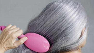 How to Get Rid of Gray Hair Naturally and Permanently