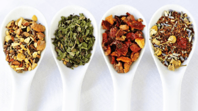 5 Best Herbal Teas for Your Body & Their Health Benefits